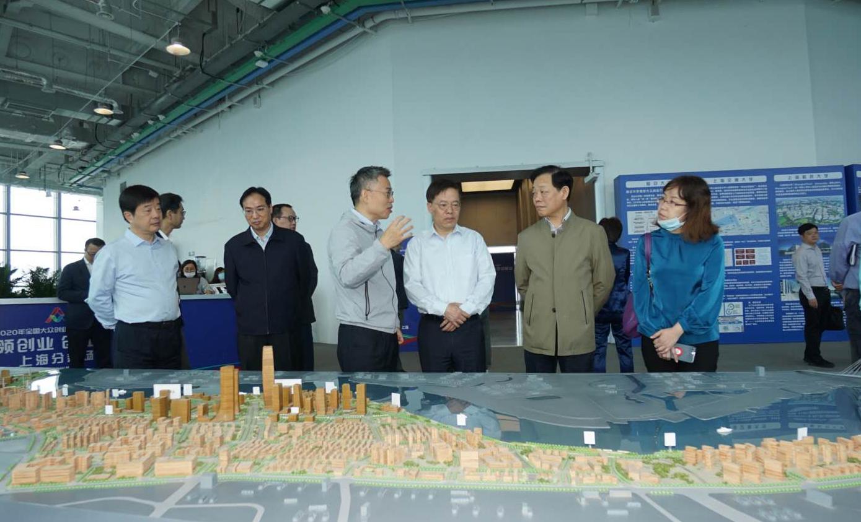上海政协经济委和徐汇政协联合开展人工智能发展情况专项视察