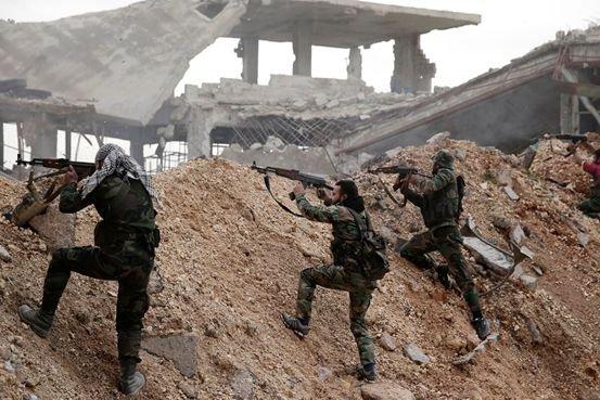 叙利亚战争十年,对全世界的影响持续扩大
