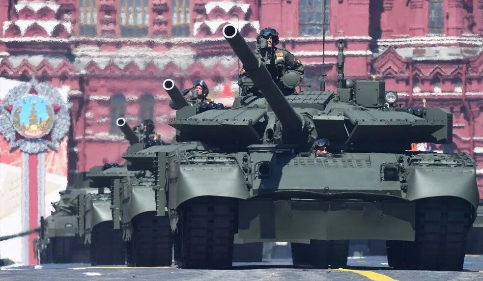 俄军通过胜利阅兵刷新装备?含金量有些尴尬