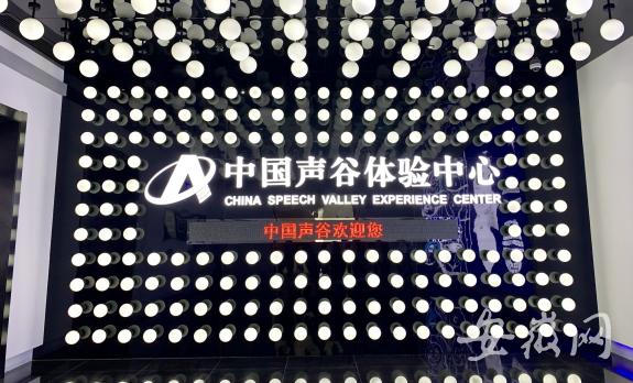 走进中国声谷 感受人工智能魅力