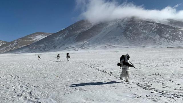 【快猫网址站长联盟】_印军这一动作暴露在中印边境过冬的真实兵力