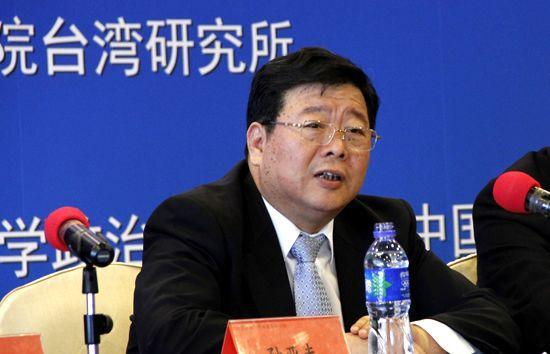 【百家和购物网】_海协会副会长孙亚夫:离统一还有一段路要走 三个问题依然存在