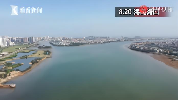 海南首条跨越南渡江隧道今日正式通车