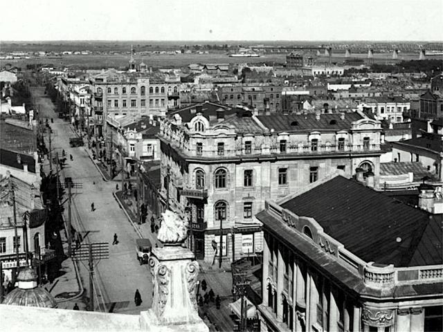 中国旧影1920年代,日本人镜头下的城镇生活(图9)