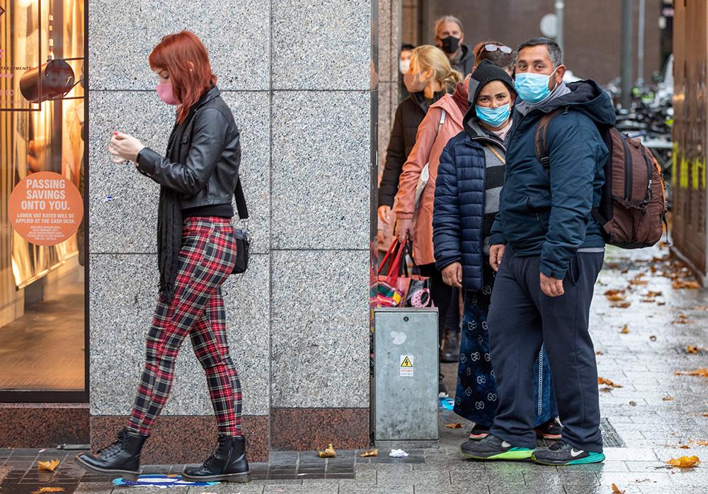 """【彩乐园邀请码进入12dsncom】_爱尔兰宣布将实施最高等级封锁,成欧盟首个""""再度封国""""国家"""