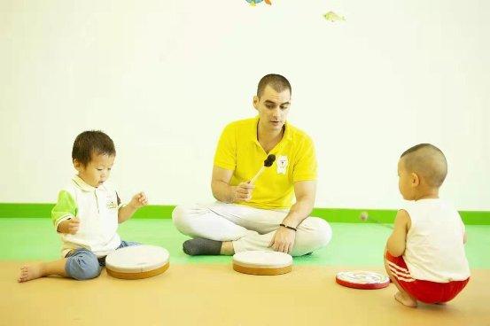 芭迪熊亲幼馆对话家长:宝宝成长关键期,做对这三件事很重要