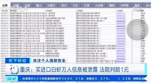 赔1元!首例涉疫情侵犯公民隐私权纠纷案重庆宣判