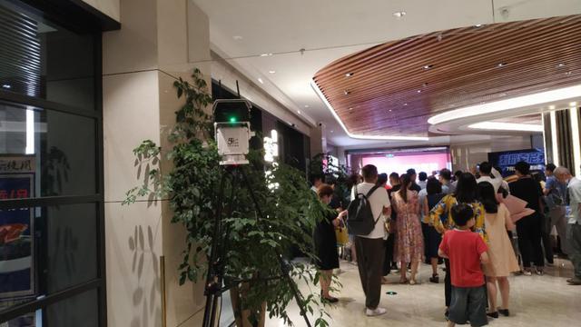 疫情防控常态化,深兰科技人工智能助力天山电影院开业