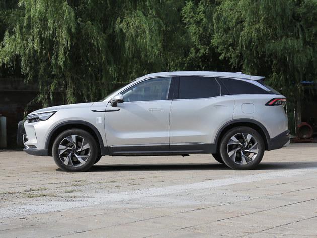 2021成都车展 BEIJING-X7将再度亮相