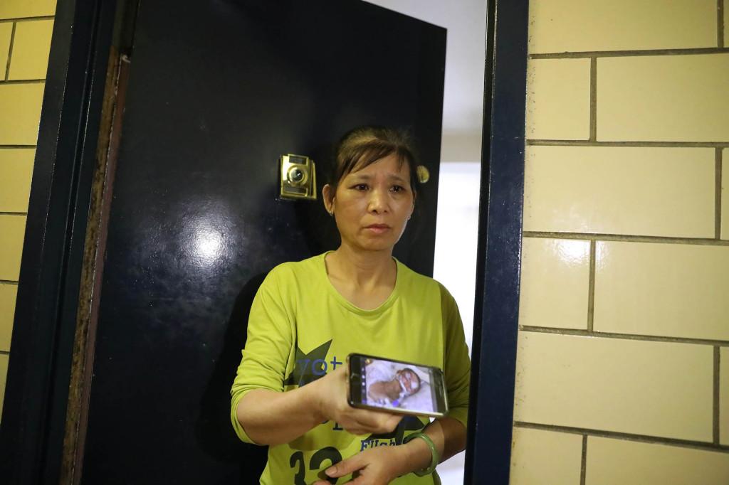 美国61岁华人捡易拉罐为生被打昏迷,头部遭狂踩,妻子哭诉(图3)