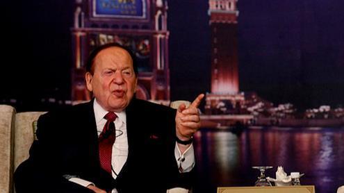 阿德尔森是共和党著名的金主,也是美国现任总统唐纳德·特朗普的密友。