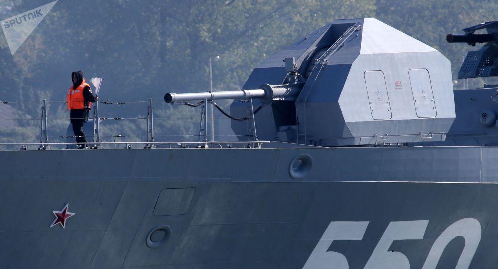 俄罗斯海军20380型护卫舰