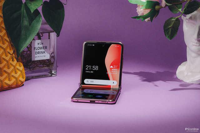 精致小巧,三星Z Flip 5G带你体验不一样的折叠屏 三星zflip