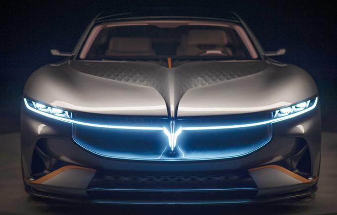 岚图最新产品规划曝光 打造旗舰轿车对标蔚来ET7-图1