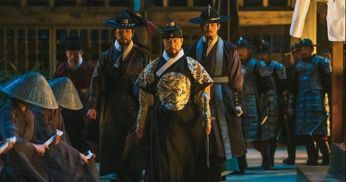 古代朝鲜服饰