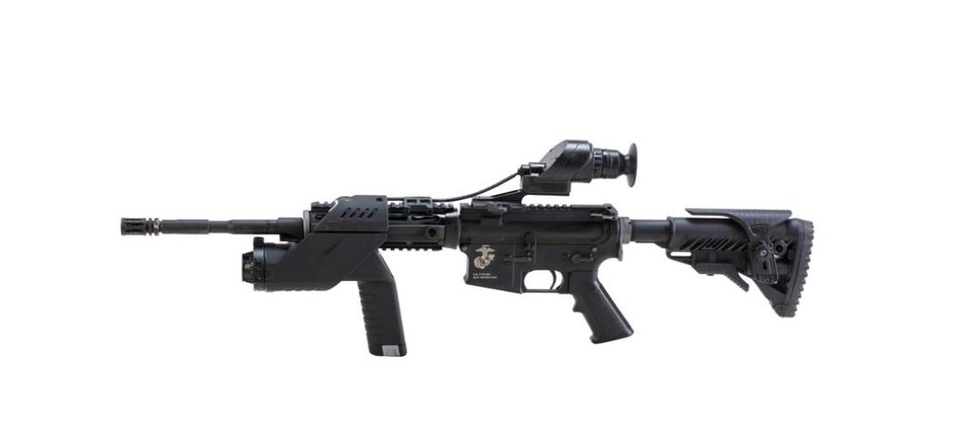 划时代的进步?以色列将人工智能用于步枪上,提高单兵作战能力