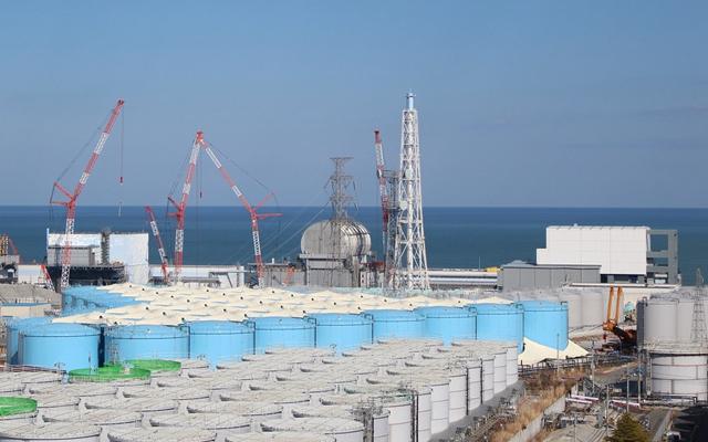 福岛第一核电站。来源:东京电力公司官网