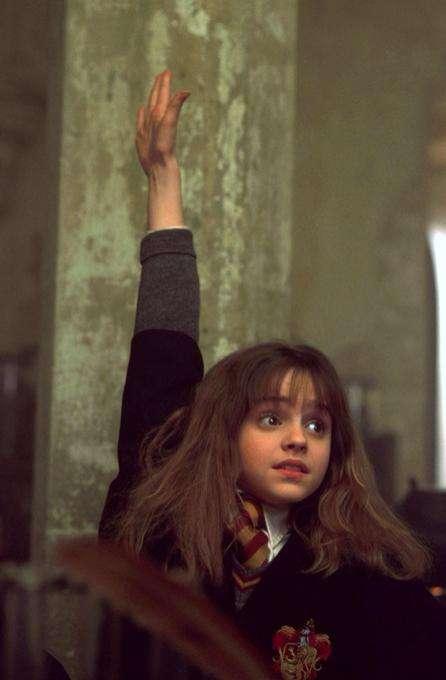 这题我会!/《哈利·波特与魔法石》电影截图