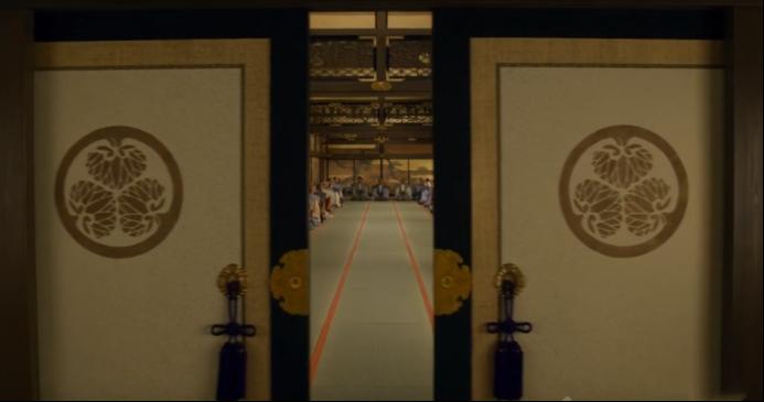 大奥的门,女性不能出这个门