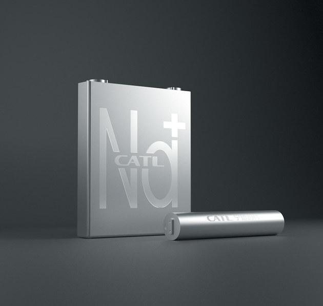 宁德时代钠离子电池发布 能量密度高达160Wh/kg