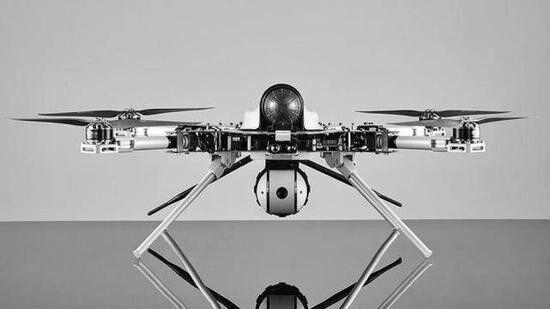 """""""卡古-2""""自杀攻击无人机资料图"""