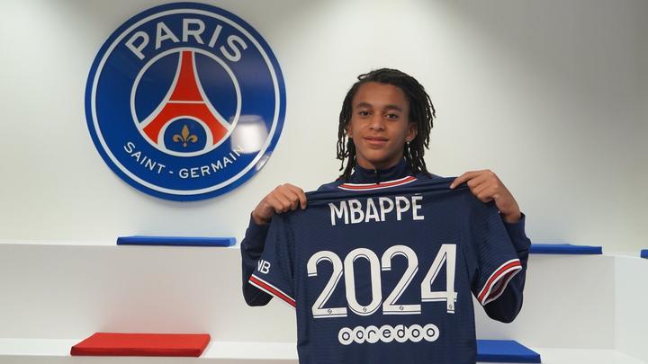 人質?官方:巴黎和姆巴佩弟弟續約至2024年