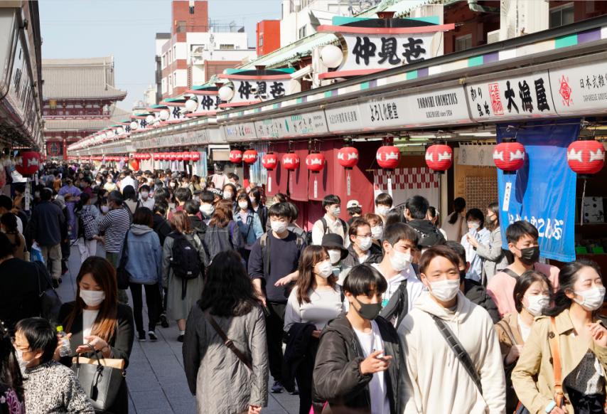 日本计划延长东京都等4地紧急状态