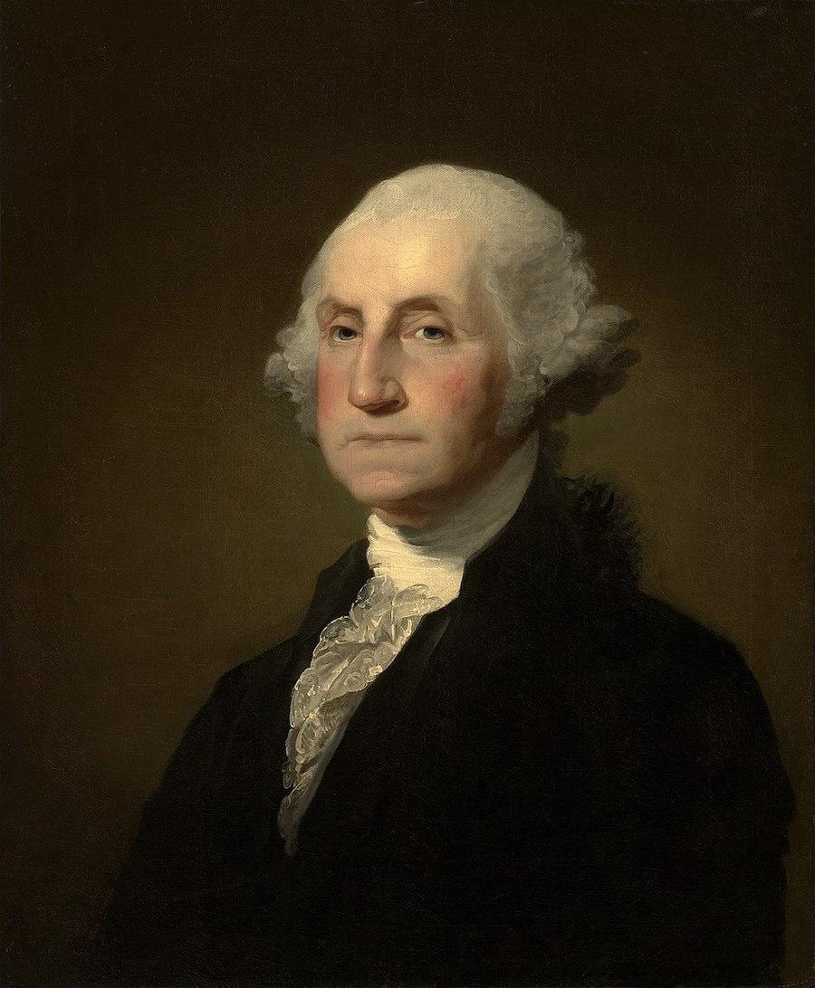 1793年9月18日,国会大厦建设开始动工,乔治·华盛顿总统亲自为其安放了基石。