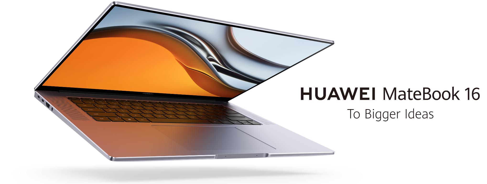 """全球首款莱茵专业色准认证笔记本,HUAWEI MateBook 16带你 """"眼见为实"""""""