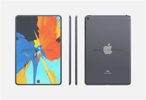 最便宜A14X平板?iPad mini Pro首曝:8.7英寸 ipadmini3