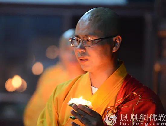 弘恩法师(图片来源:凤凰网佛教)