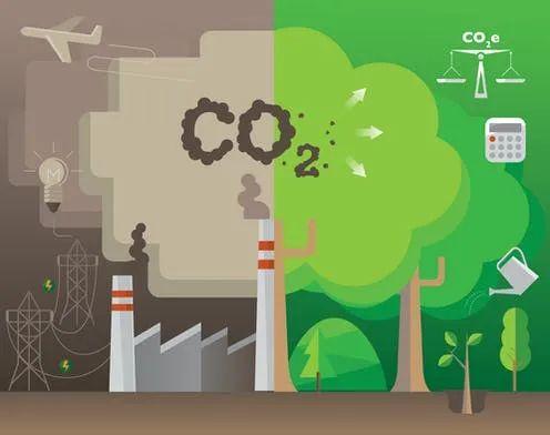 马斯克卖碳赚了16亿美元,碳交易卖的究竟是什么?