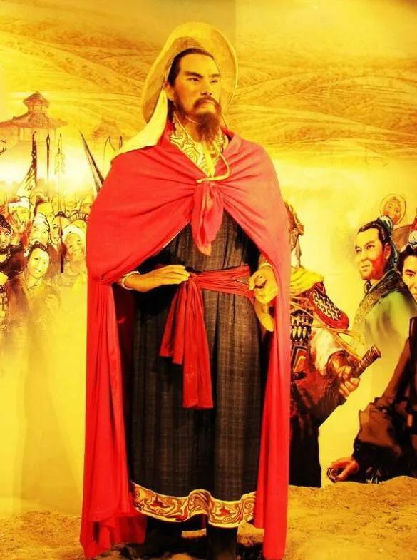 上图_ 李自成(1606年9月22日—1645年5月17日)