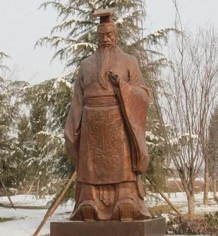 上图_ 秦昭襄王(公元前325年-公元前251年),又称秦昭王