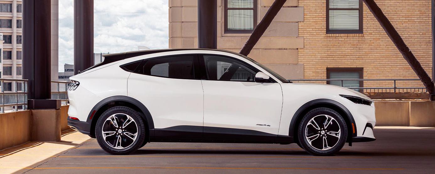 福特汽车公司推出量产版的Mustang品牌的Mach-e车型