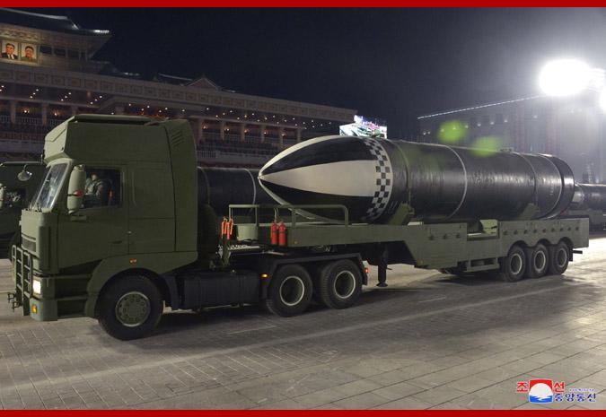 """""""北极星""""-5导弹射程更远"""