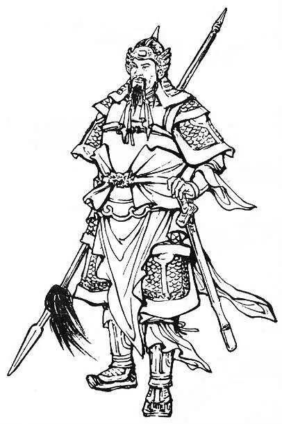 上图_ 张郃(?-231年)