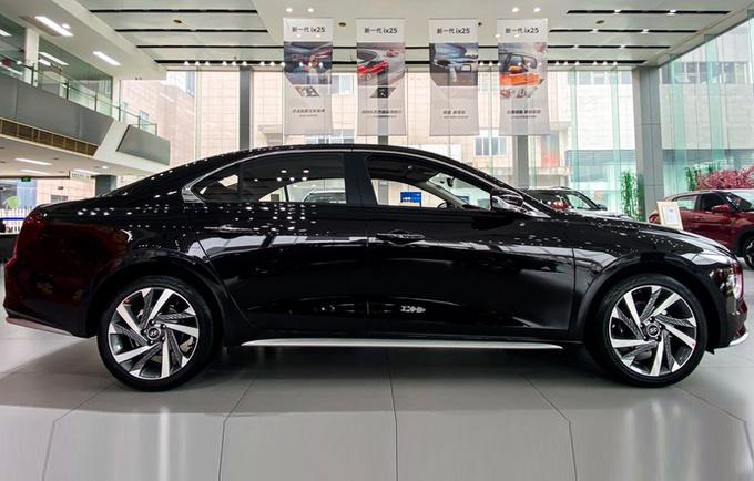 2021年多款重磅韩系新车上市全新名图4月就能买-图5