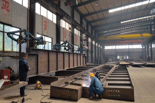 了解钢结构的正确焊接姿势,争当行业标兵