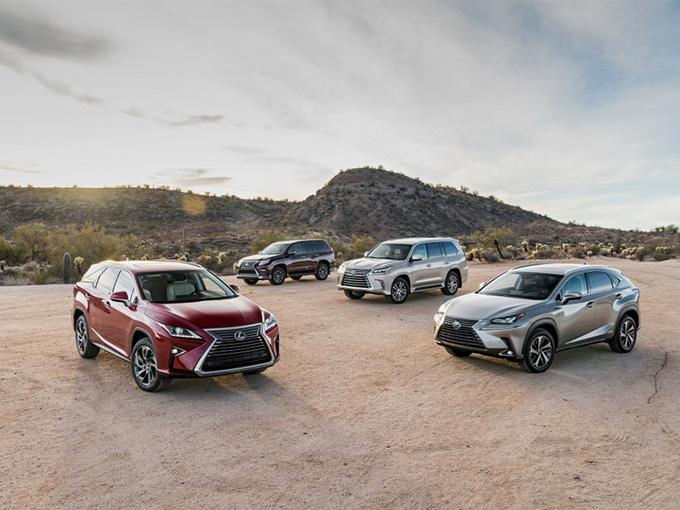 雷克萨斯将推全新8座SUV L2级辅助驾驶/2023年亮相-图1