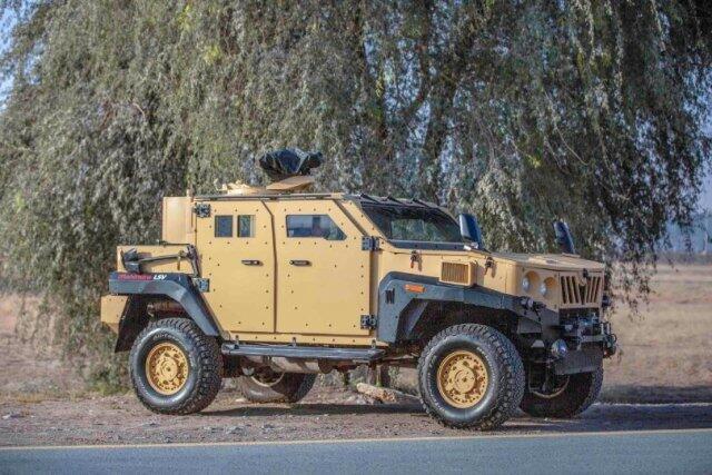 LSV轻型战术车辆