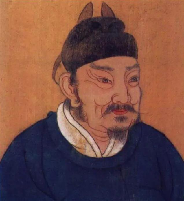 上图_ 郭威(904年-954年),即后周太祖