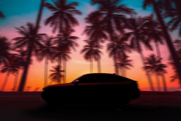 6月24日首发 全新思域Hatchback渲染图曝光