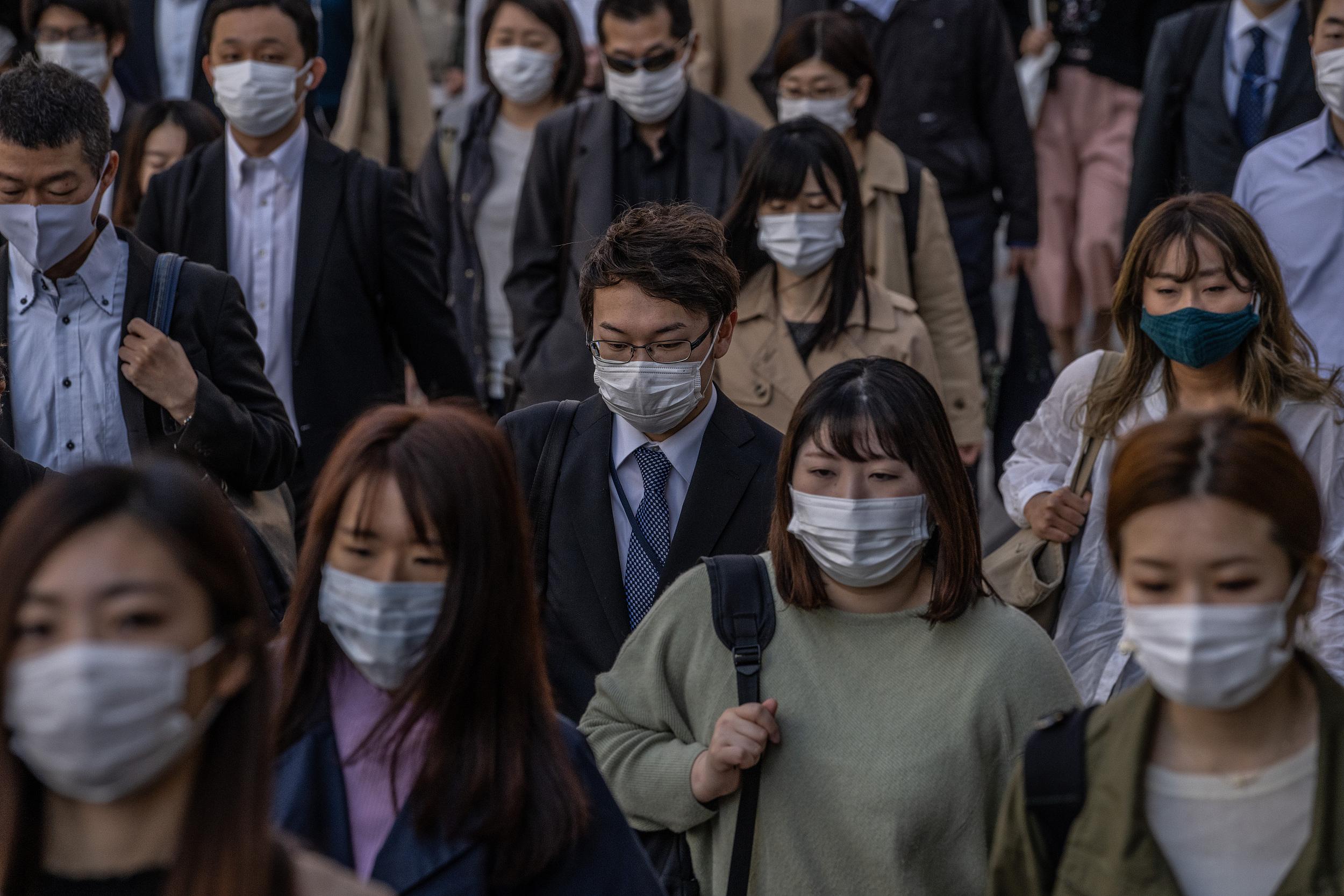 日本疫情再次出现反弹。