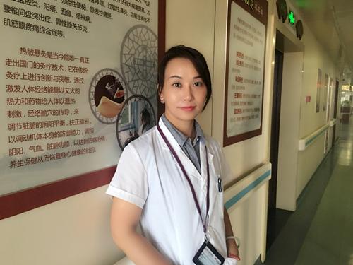 中医芳疗创始人蔡嘉莹,以效果破公众认知盲区