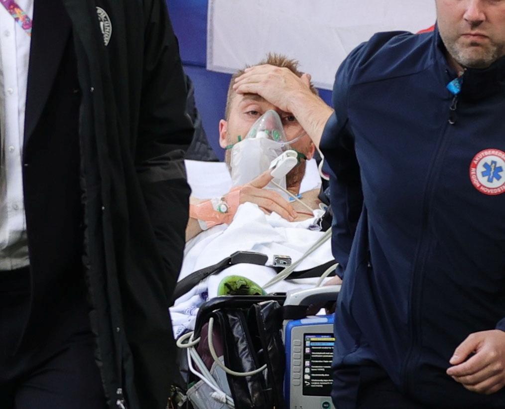 欧洲杯历史上最恐怖10分钟?丹麦队医还原埃里克森惊魂一刻