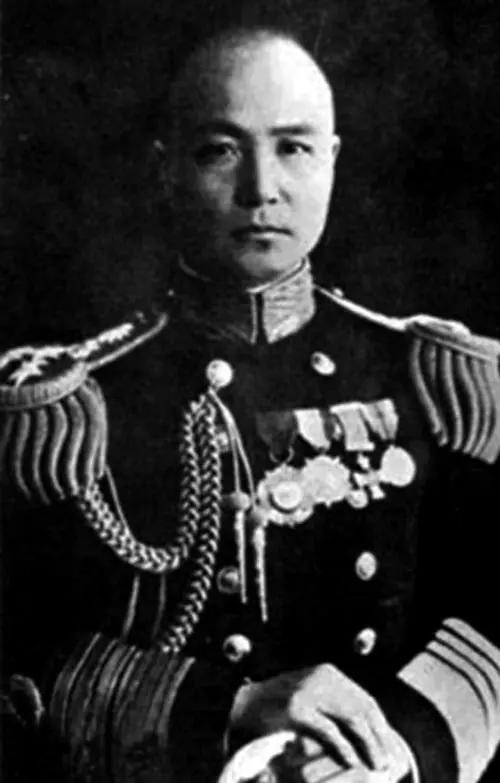 原国民党军海军司令陈绍宽