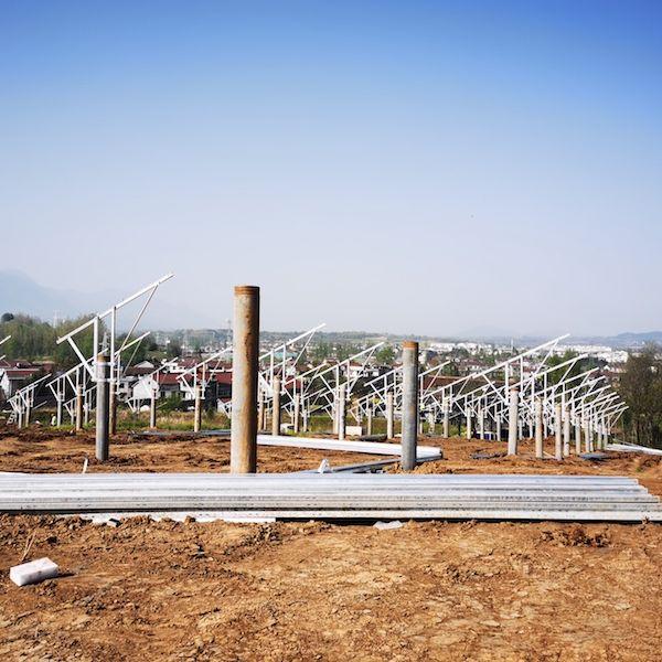 中环股份陕西光伏项目占用农田补贴500元/亩引争议,村民称远低于种地收入