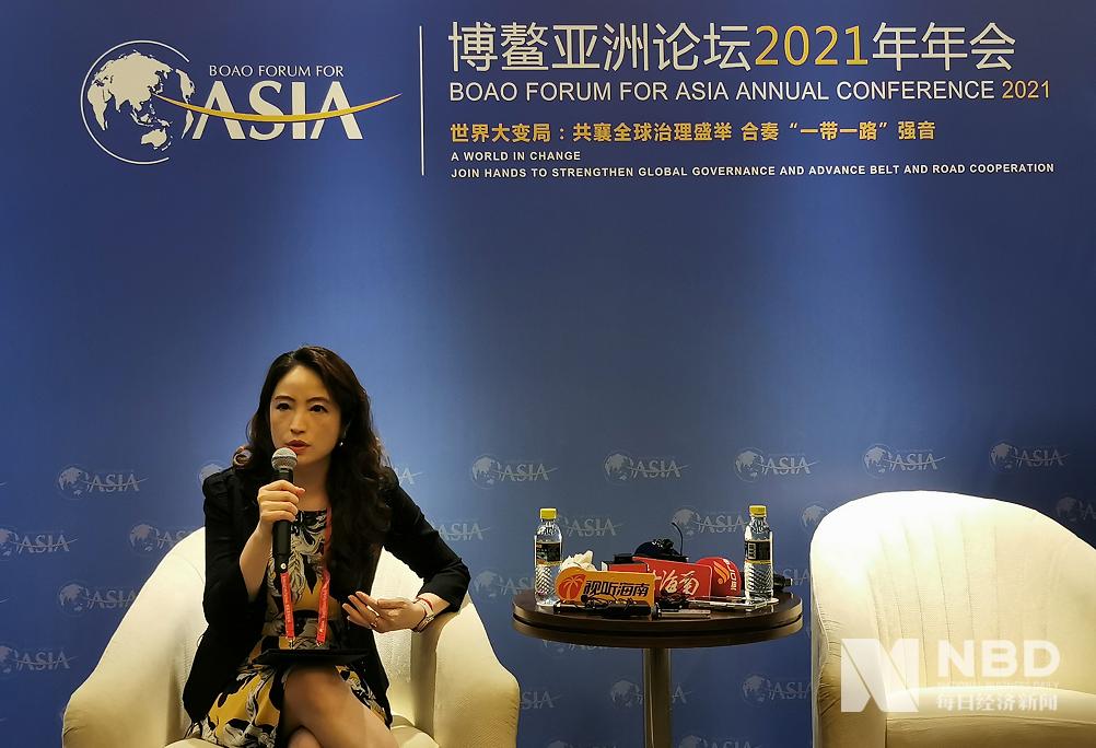 科大讯飞高级副总裁杜兰回应每经:数字化是传统经济发展必由之路 驱动产业数字化的核心动力是人工智能