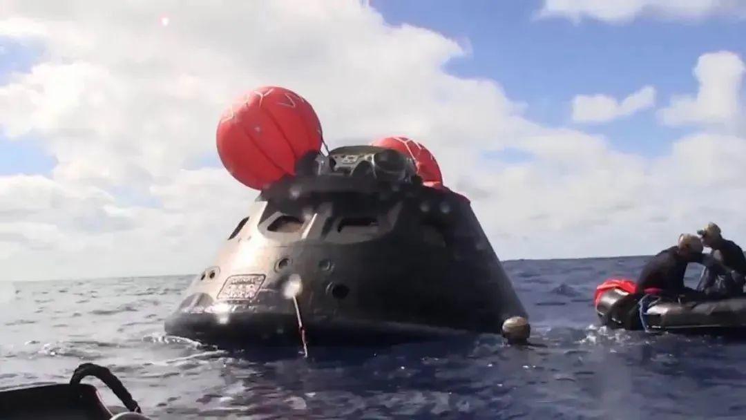 猎户座飞船只能在海洋着陆